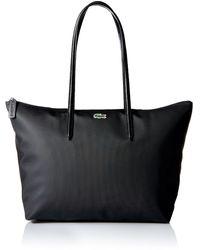 Lacoste L.12.12 Tote Bag - Black