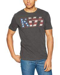 167509fe57 Lyst - Denim   Supply Ralph Lauren Men s Cotton American Flag Patch ...