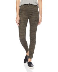 Joe's Jeans Charlie High Rise Skinny Ankle Cargo Jean - Green