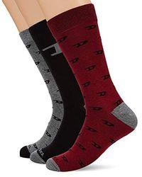 DIESEL - Ray-threepack Socks 3pack - Lyst