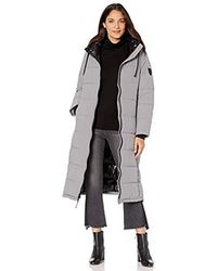 Vince Camuto - Full-length Heavyweight Warm Winter Coat - Lyst
