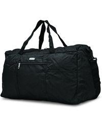Samsonite Foldaway Packable Duffel Bag - Black