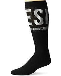 DIESEL - Skm-ray-threepack Socks 3pack - Lyst