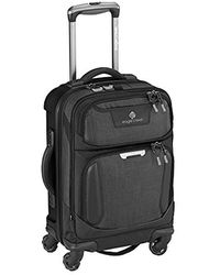 Eagle Creek Tarmac Wheeled Luggage - Softside 4-wheel Spinner Suitcase - Black