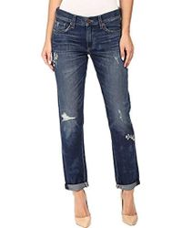 Lucky Brand Ava Skinny In South Lake - Blue