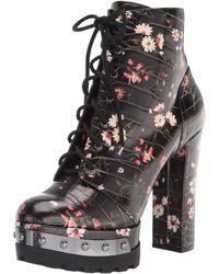 Jessica Simpson Irella Fashion Boot - Black