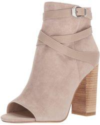 Pelle Moda Adrina Ankle Boot - Natural