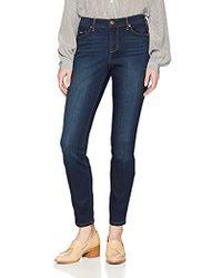 Nine West Gramercy Skinny Jean - Blue