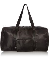 Vera Bradley Packable Xl Duffel Travel Bag - Black
