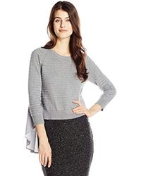 French Connection - Effie Knits Sweater - Lyst