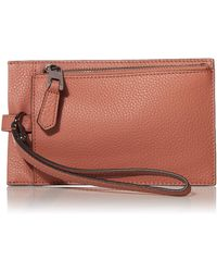 Vince Camuto Womens Jann Wallet - Pink