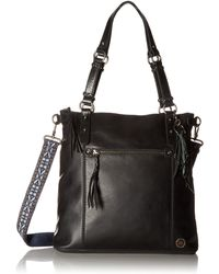 The Sak Ashland Leather Tote - Black