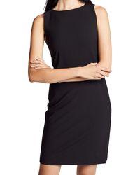 Theory Betty 2b Dress - Black
