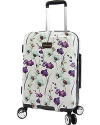 """Bebe - Alexandra 21"""" Carry-on Spinner Suitcase - Lyst"""