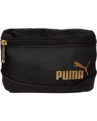 PUMA Unisex Adult Waist Pack - Black