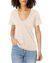 AG Jeans Henson Tee - Natural