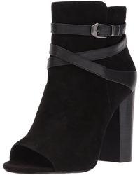 Pelle Moda Adrina Ankle Boot - Black