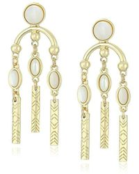 House of Harlow 1960 - Desert Oasis Drop Earrings - Lyst