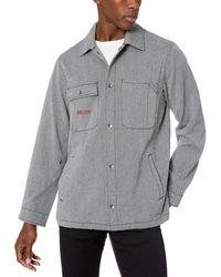 Volcom Wilcey Workwear Jacket - Gray