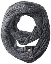 Carhartt Austel Knit Scarf - Gray