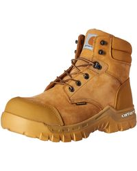 "Carhartt 6"" Rugged Flex Waterproof Soft Toe Work Boot CMF6056 - Mehrfarbig"