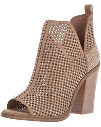 Vince Camuto Kiminni Ankle Boots Tan - Brown