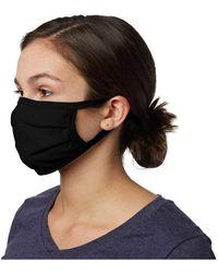 Hanes X-temp Comfort Mask - Black