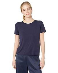 Natori - Feathers Element S/s Top - Lyst