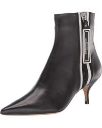 Emporio Armani Ankle Fashion Boot - Black