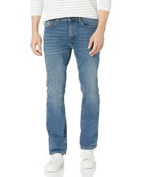 Amazon Essentials Slim-fit Stretch Bootcut Jean - Blue