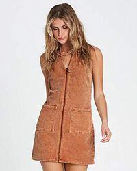 Billabong - Foxy Dress - Lyst