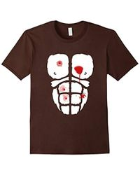 mcm murdered dead killed gorilla halloween costume t shirt lyst