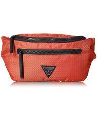 Guess Tactical Waistpack - Orange