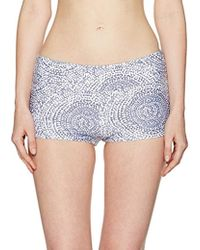 O'neill Sportswear - Voyage Boyleg Bikini Bottom - Lyst