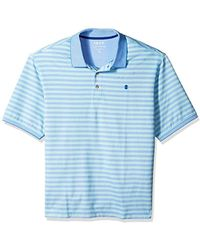 Izod - Clearance Big And Tall Advantage Performance Solid Polo Shirt - Lyst
