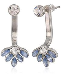 Guess - S 6-pair Mixed Earrings Set Including Studs And Drops - Lyst