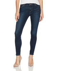 Joe's Jeans Womens Icon Midrise Skinny Ankle Jeans - Blue