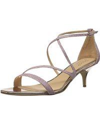 Badgley Mischka - Gal Heeled Sandal - Lyst