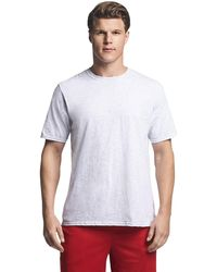 Russell Athletic Performance Cotton Short Sleeve T-shirt - White