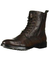 Kenneth Cole Hugh Fashion Boot - Brown