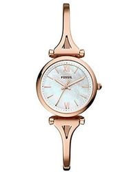 Fossil - Carlie Mini Three - Lyst