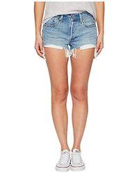 Levi's 501 Shorts - Blue
