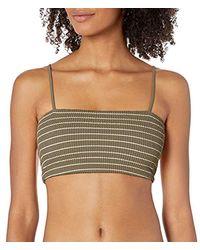 Billabong - Tank Bikini Top - Lyst