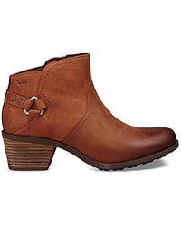 Teva - W Foxy Waterproof Boot - Lyst
