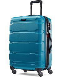 Samsonite Omni Pc Hardside Spinner 24 - Blue