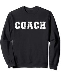 COACH Sweatshirt - Black
