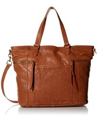 Lucky Brand Lucky Kean Tote - Brown