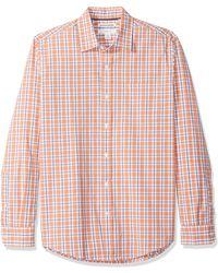 Amazon Essentials Camicia da uomo a maniche corte - Multicolore