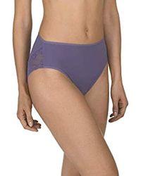 Natori Bliss Perfection One Size French Cut - Purple