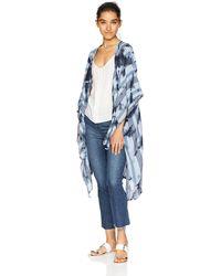 O'neill Sportswear Wavedream Kimono Top - Blue